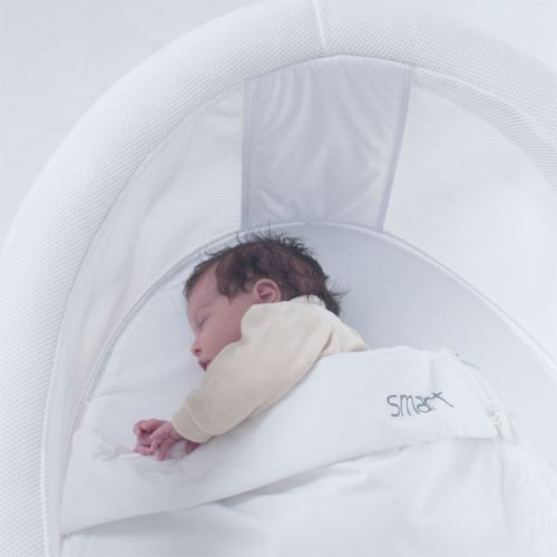 minicuna para tener al bebé en casa
